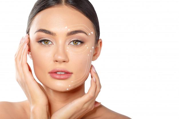 Rádiófrekvenciás arcbőrfeszesítés